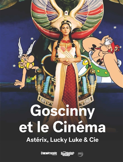 LE CINEMA DE GOSCINNY